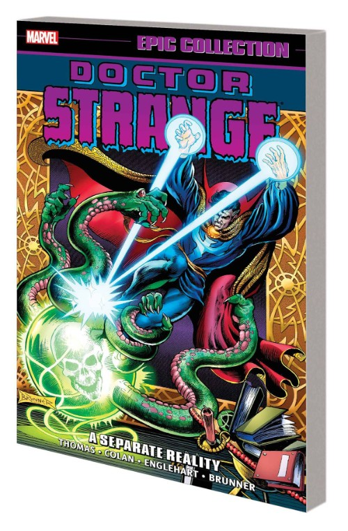 DOCTOR STRANGE EPIC COLLECTION VOL 03: A SEPARATE REALITY