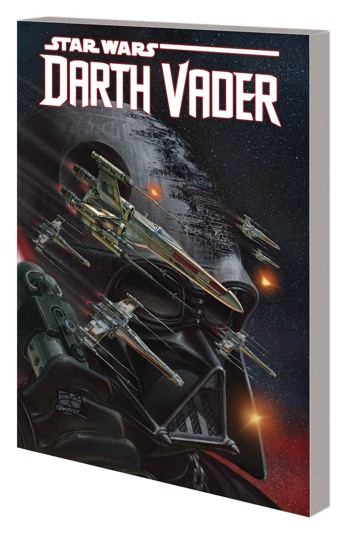 DARTH VADER VOL 04: END OF GAMES