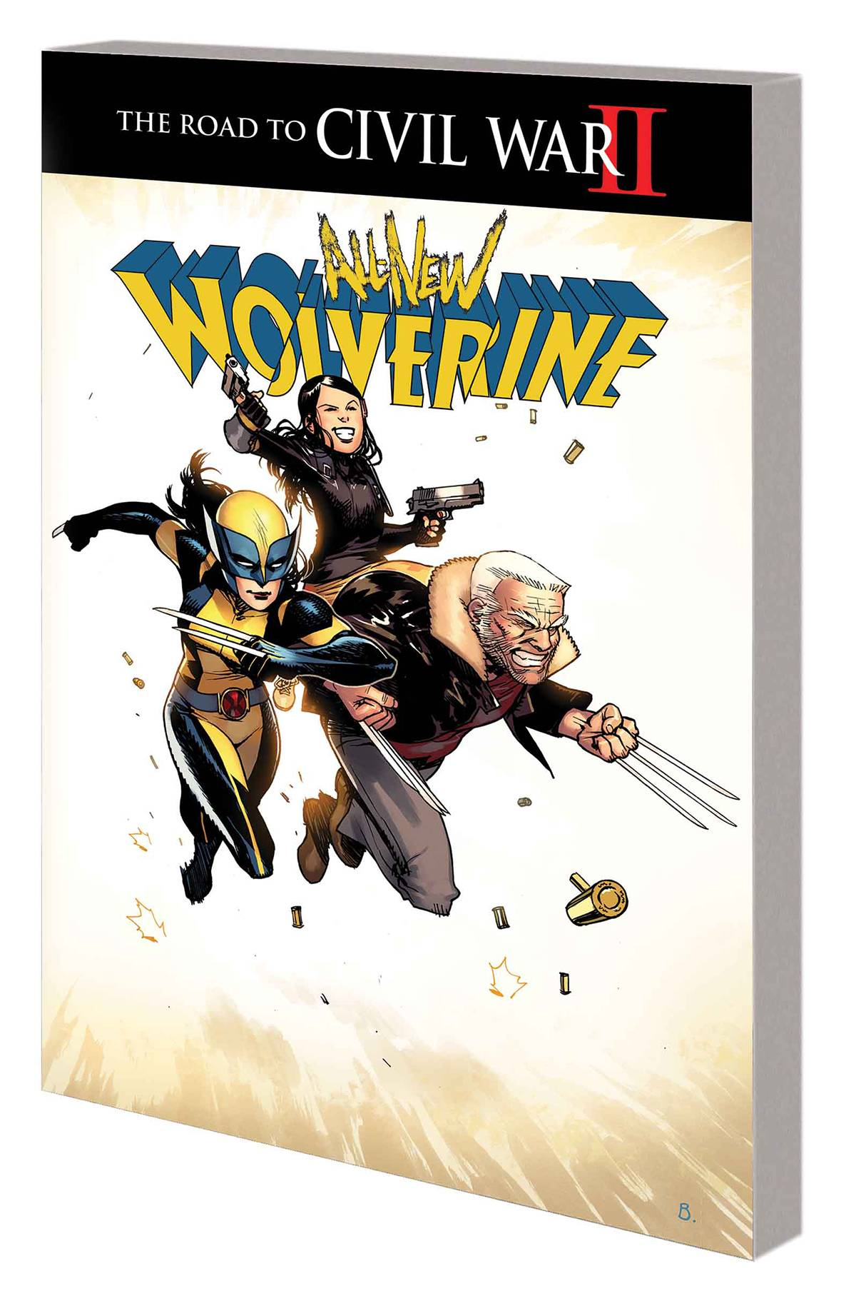 ALL-NEW WOLVERINE VOL 02: CIVIL WAR II