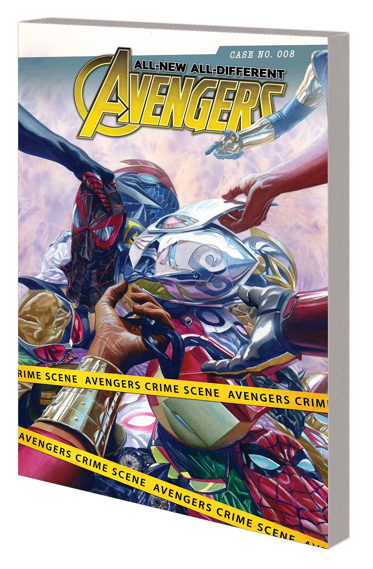 ALL-NEW, ALL-DIFFERENT AVENGERS VOL 02: FAMILY BUSINESS