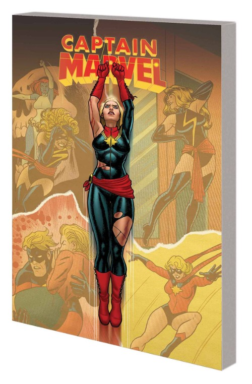 CAPTAIN MARVEL: EARTH'S MIGHTIEST HERO VOL 02