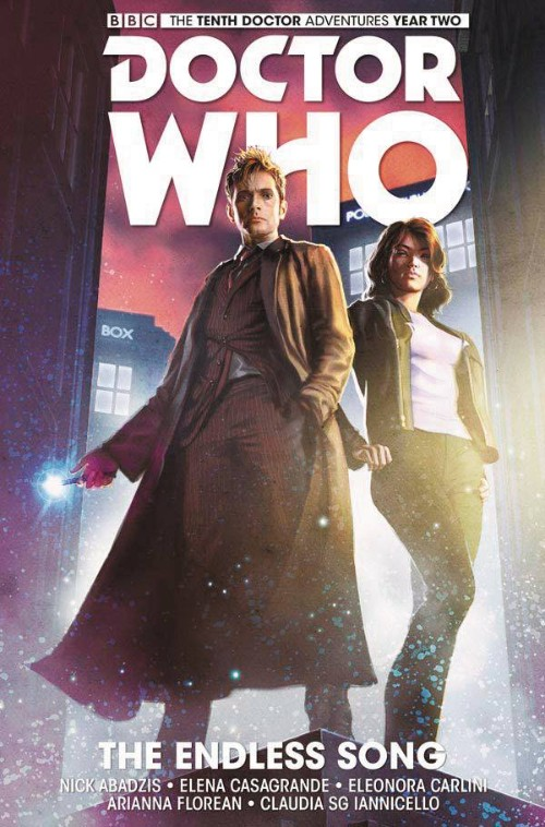 DOCTOR WHO: THE TENTH DOCTOR VOL 04: THE ENDLESS SONG