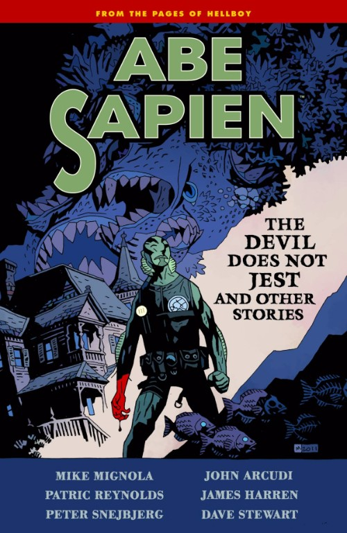 ABE SAPIENVOL 02: DEVIL DOES NOT JEST