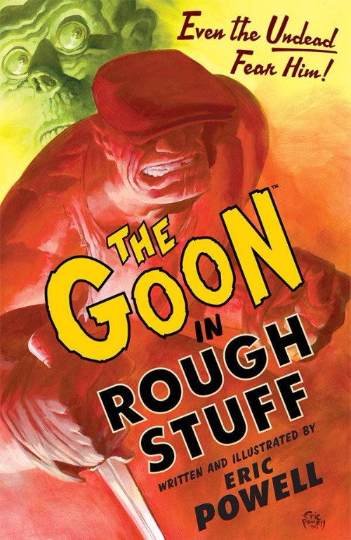GOONVOL 00: ROUGH STUFF REVISED ED