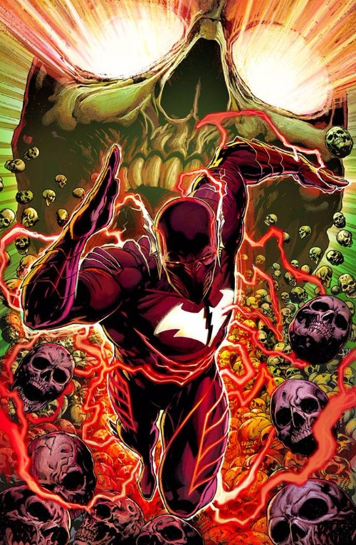 BATMAN: THE RED DEATH#1