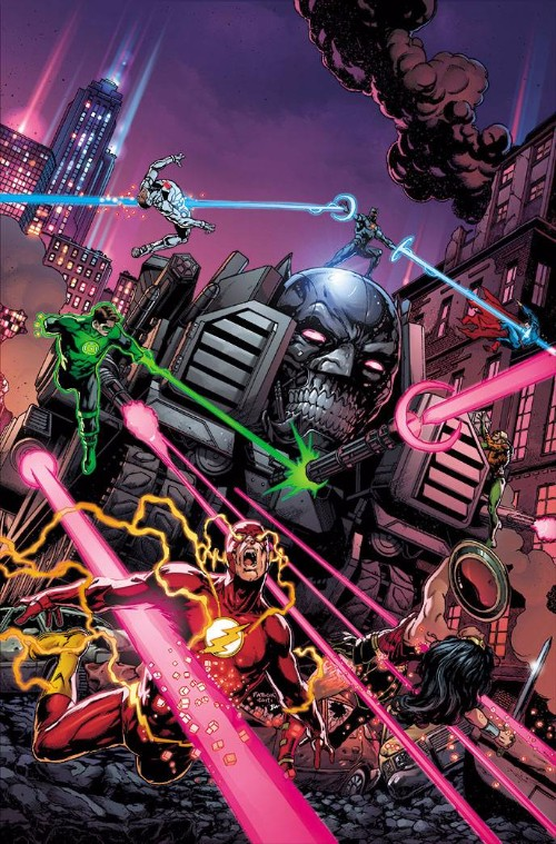 BATMAN: THE MURDER MACHINE#1