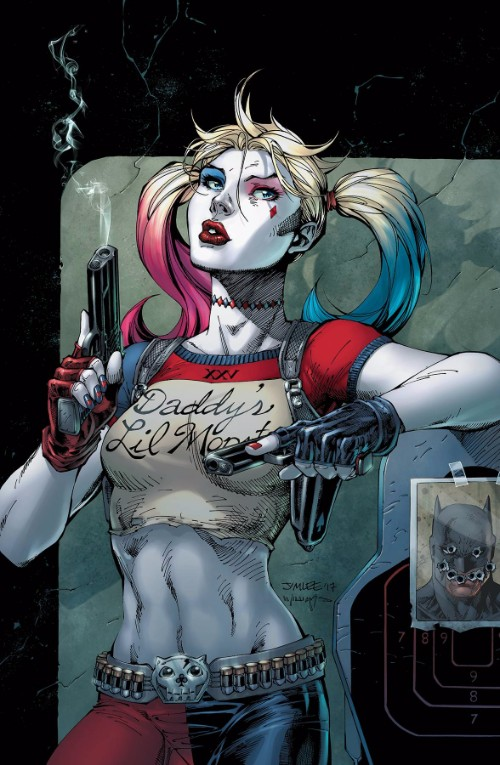 HARLEY QUINN 25TH ANNIVERSARY SPECIAL#1