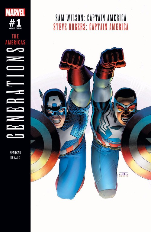 GENERATIONS: CAPTAIN AMERICAS#1