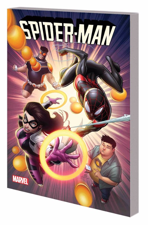 SPIDER-MAN: MILES MORALES VOL 03