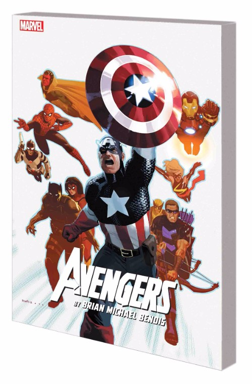 AVENGERS BY BRIAN MICHAEL BENDIS: THE COMPLETE COLLECTION VOL 02