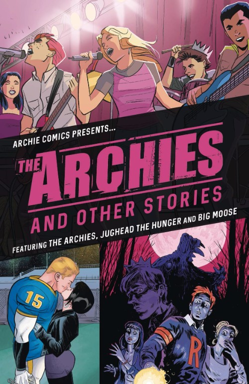 ARCHIES AND OTHER STORIES