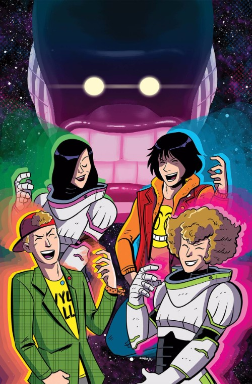 BILL AND TED SAVE THE UNIVERSE#4