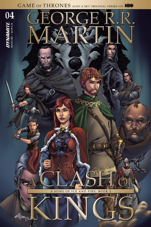 GAME OF THRONES: A CLASH OF KINGS#4