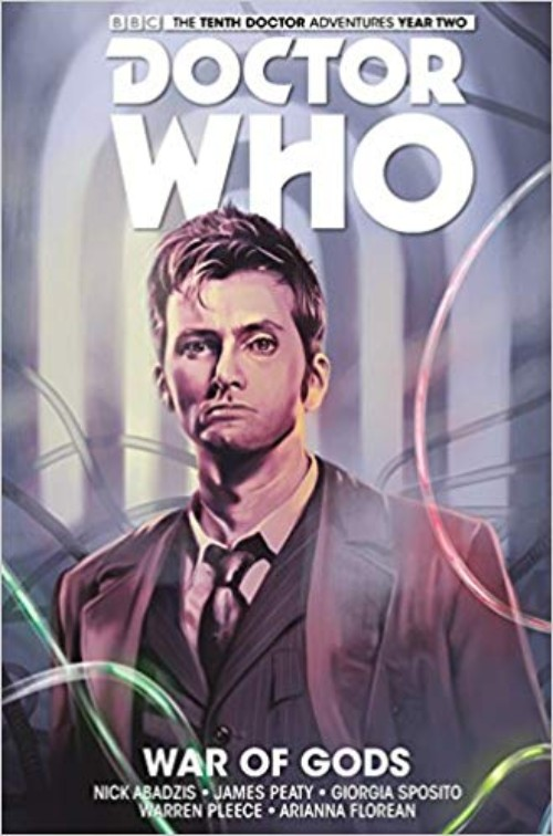 DOCTOR WHO: THE TENTH DOCTOR VOL 07: WAR OF GODS