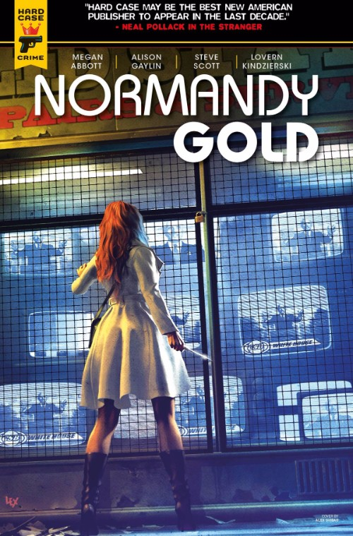 NORMANDY GOLD#4