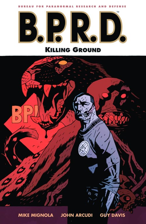 B.P.R.D.VOL 08: KILLING GROUND