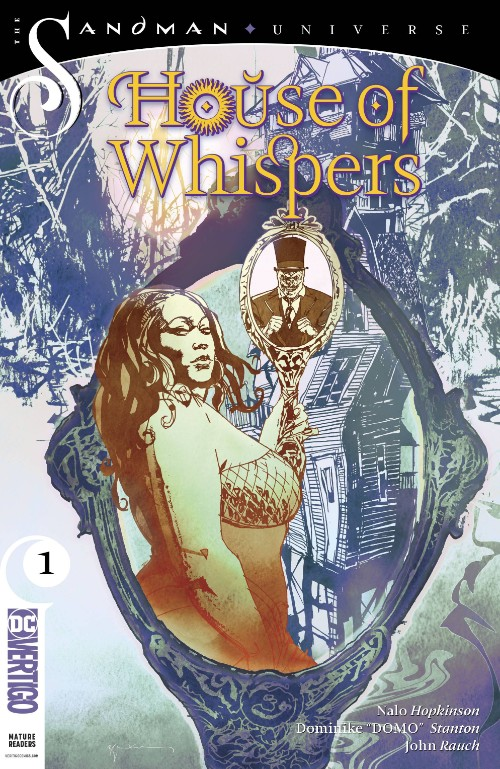 HOUSE OF WHISPERS#1