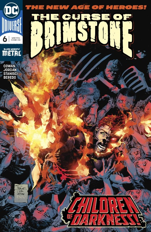 CURSE OF BRIMSTONE#6