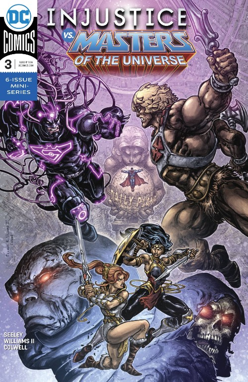 INJUSTICE VS. THE MASTERS OF THE UNIVERSE#3