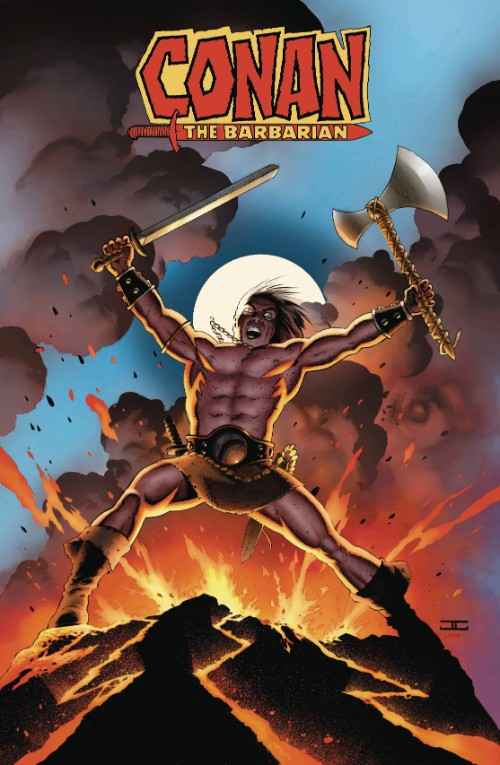 CONAN THE BARBARIAN: THE ORIGINAL MARVEL YEARS OMNIBUSVOL 01
