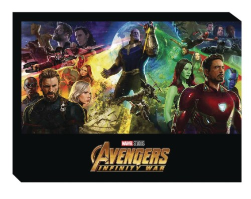 MARVEL'S AVENGERS: INFINITY WAR--THE ART OF THE MOVIE