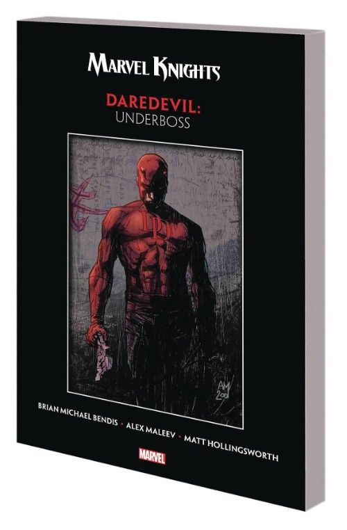 MARVEL KNIGHTS DAREDEVIL BY BENDIS AND MALEEV: UNDERBOSS