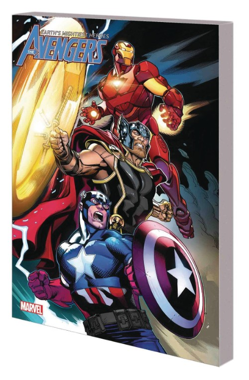 AVENGERS BY JASON AARON VOL 01: THE FINAL HOST
