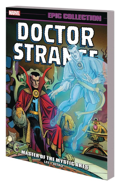DOCTOR STRANGE EPIC COLLECTION VOL 01: MASTER OF THE MYSTIC ARTS
