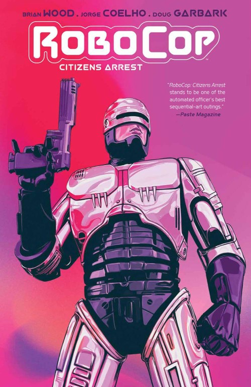 ROBOCOP: CITIZENS ARREST