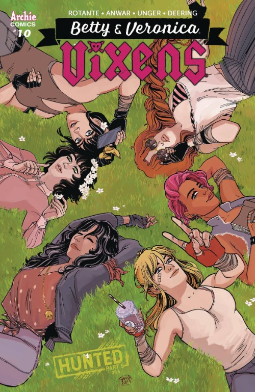 BETTY AND VERONICA: VIXENS#10