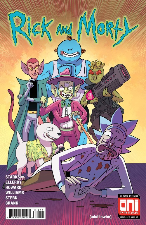 RICK AND MORTY#42