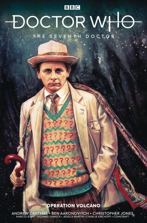 DOCTOR WHO: THE SEVENTH DOCTOR VOL 01: OPERATION VOLCANO