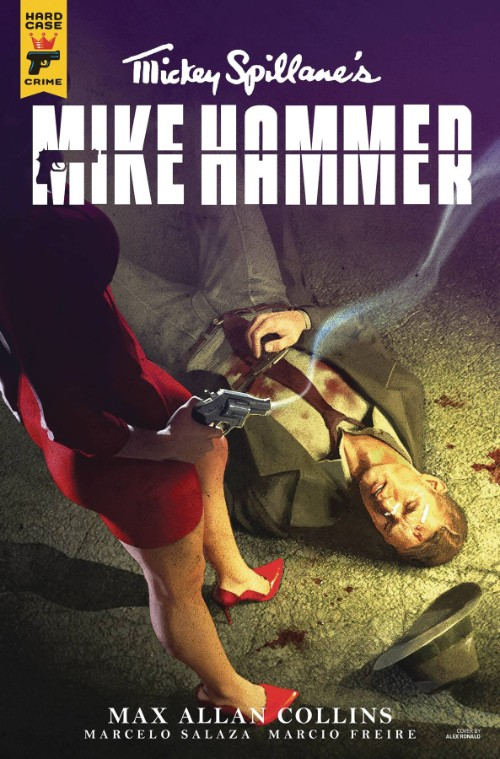MIKE HAMMER#4