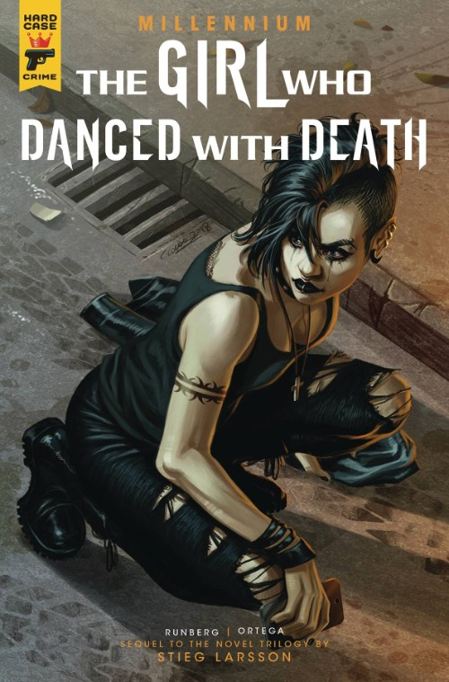 MILLENNIUM--THE GIRL WHO DANCED WITH DEATH#2