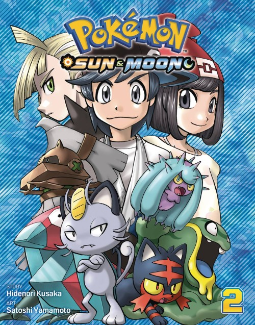 POKEMON: SUN AND MOONVOL 02