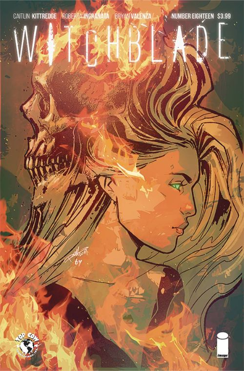 WITCHBLADE#18