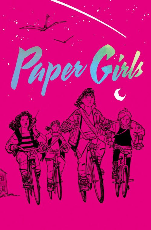 PAPER GIRLS DELUXE EDITIONVOL 01