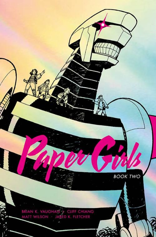 PAPER GIRLS DELUXE EDITIONVOL 02