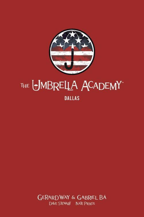 UMBRELLA ACADEMY LIBRARY EDITION VOL 02: DALLAS