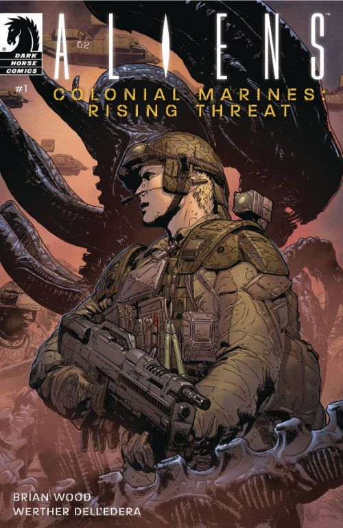 ALIENS: COLONIAL MARINES: RISING THREAT #1