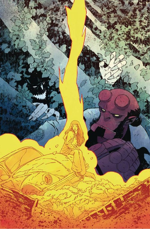 HELLBOY AND THE B.P.R.D.: SATURN RETURNS#2