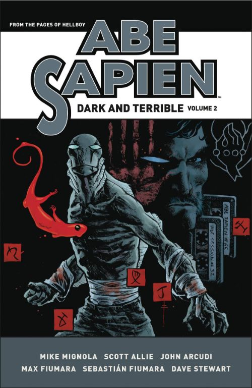 ABE SAPIEN: DARK AND TERRIBLEVOL 02