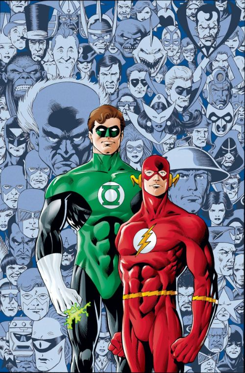 FLASH/GREEN LANTERN: THE BRAVE AND THE BOLD DELUXE EDITION
