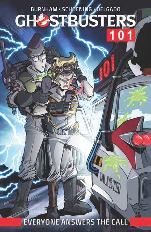 Ghostbusters International #1 Subscription Var  NEW!!!