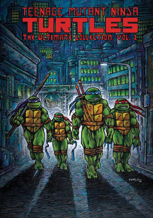 TEENAGE MUTANT NINJA TURTLES: THE ULTIMATE COLLECTIONVOL 02