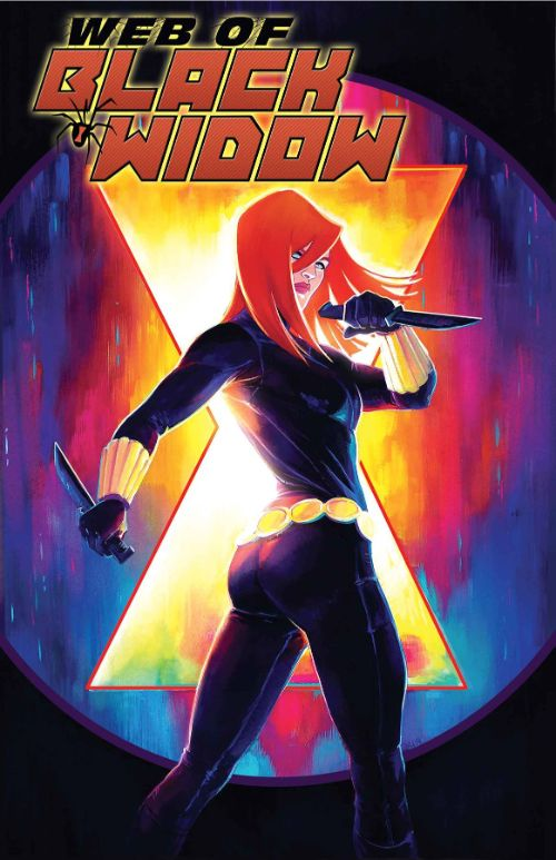 WEB OF BLACK WIDOW#1