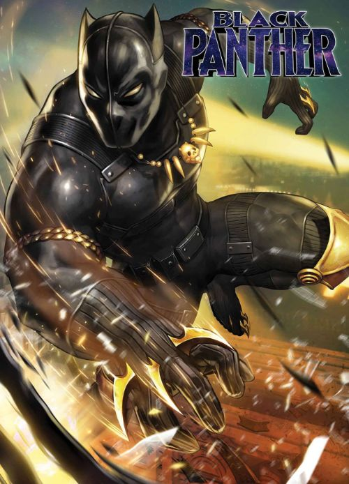 BLACK PANTHER AND THE AGENTS OF WAKANDA#1