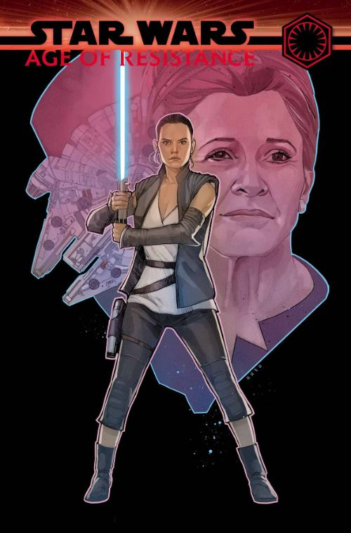 STAR WARS: AGE OF RESISTANCE--REY #1