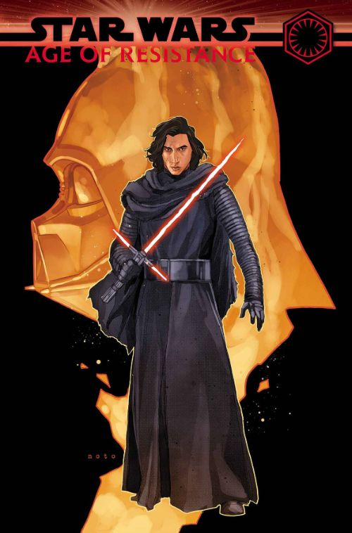 STAR WARS: AGE OF RESISTANCE--KYLO REN #1