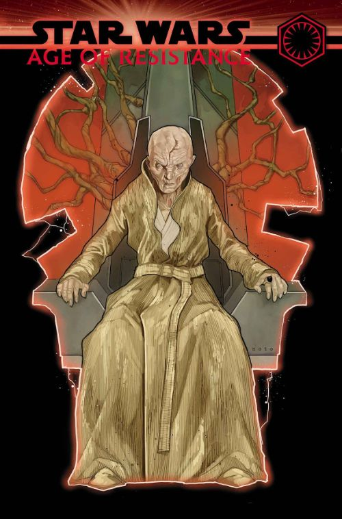 STAR WARS: AGE OF RESISTANCE--SUPREME LEADER SNOKE #1